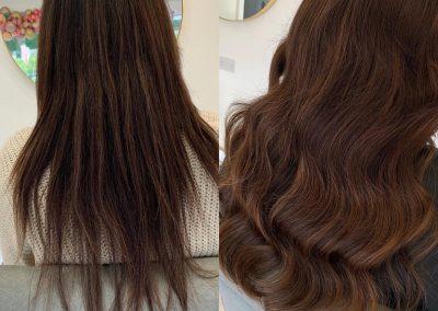 Erica Lewis Hair Extensions UK13